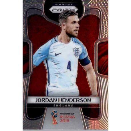 Jordan Henderson England 70 Prizm World Cup 2018