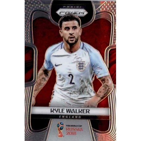 Kyle Walker England 71 Prizm World Cup 2018