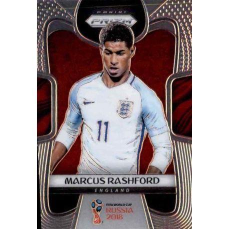 Marcus Rashford England 72 Prizm World Cup 2018
