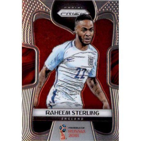 Raheem Sterling England 73 Prizm World Cup 2018