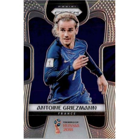 Antoine Griezmann France 75 Prizm World Cup 2018