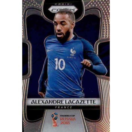 Alexandre Lacazette France 76 Prizm World Cup 2018