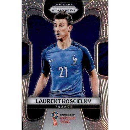 Laurent Koscielny France 81 Prizm World Cup 2018