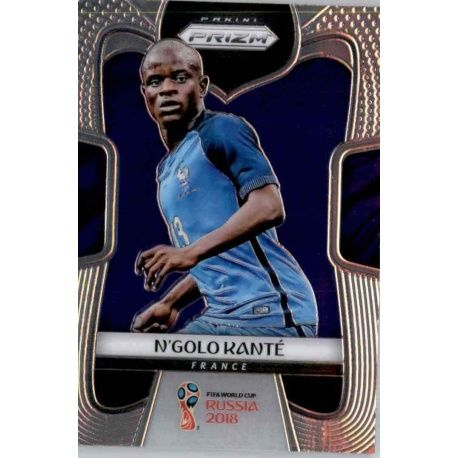 N'Golo Kante France 82Prizm World Cup 2018