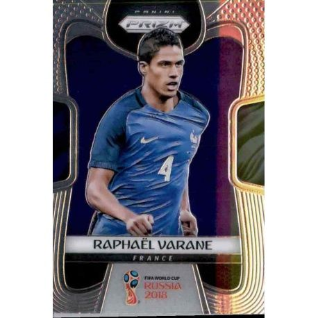 Raphael Varane France 84 Prizm World Cup 2018