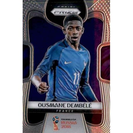 Ousmane Dembele France 85 Prizm World Cup 2018