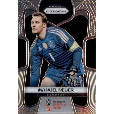 Manuel Neuer Germany 87 Prizm World Cup 2018