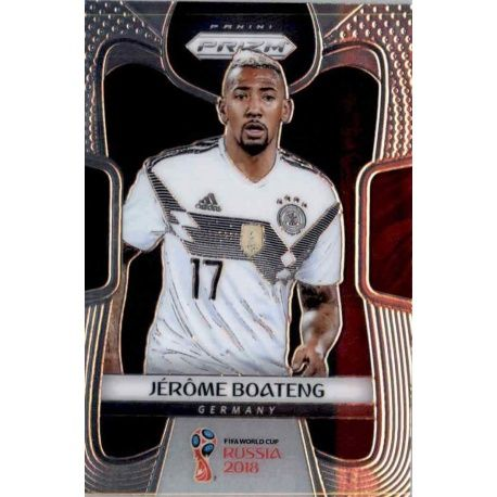 Jerome Boateng Germany 88 Prizm World Cup 2018