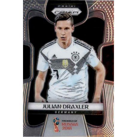 Julian Draxler Germany 91 Prizm World Cup 2018
