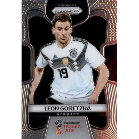 Leon Goretzka Germany 92 Prizm World Cup 2018
