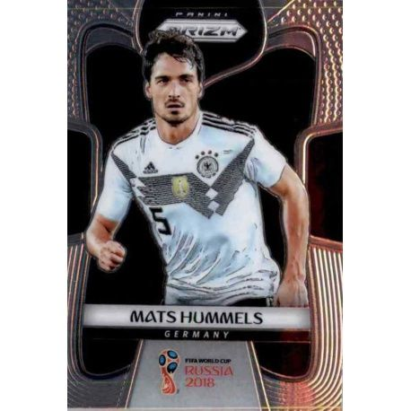 Mats Hummels Germany 95 Prizm World Cup 2018