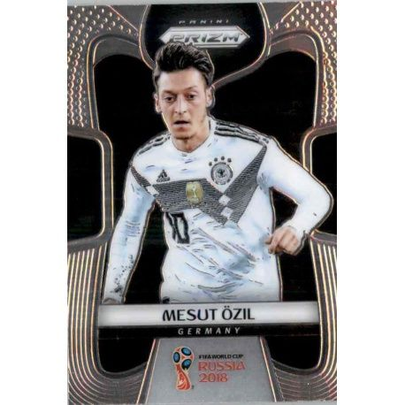 Mesut Ozil Germany 96 Prizm World Cup 2018
