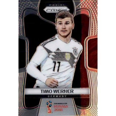 Timo Werner Germany 98 Prizm World Cup 2018
