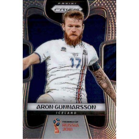 Aron Gunnarsson Iceland 103 Prizm World Cup 2018