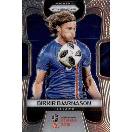Birkir Bjarnason Iceland 104 Prizm World Cup 2018