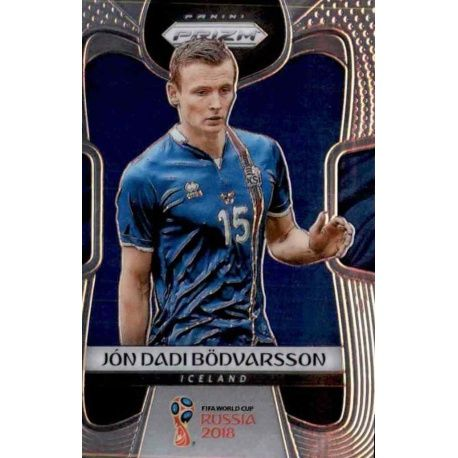 Jon Dadi Bodvarsson Iceland 106 Prizm World Cup 2018