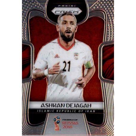 Ashkan Dejagah Islamic Republic of Iran 108 Prizm World Cup 2018