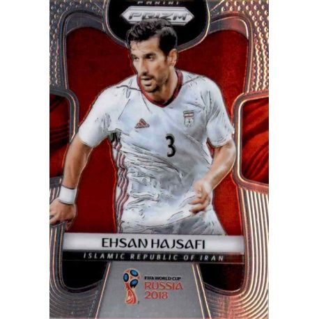Ehsan Hajsafi Islamic Republic of Iran 110 Prizm World Cup 2018