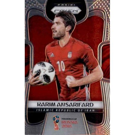Karim Ansarifard Islamic Republic of Iran 113 Prizm World Cup 2018