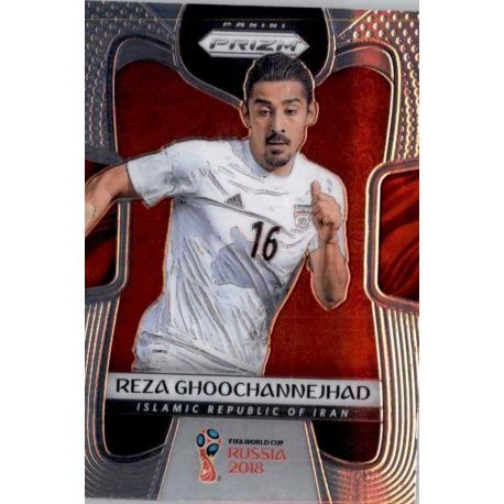 Reza Ghoochannejhad Islamic Republic of Iran 114 Prizm World Cup 2018