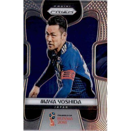 Maya Yoshida Japan 116 Prizm World Cup 2018