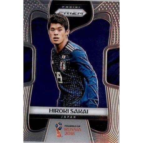 Hiroki Sakai Japan 117 Prizm World Cup 2018