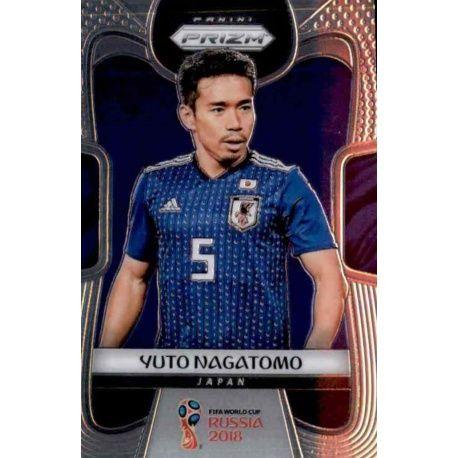 Yuto Nagatomo Japan 118 Prizm World Cup 2018