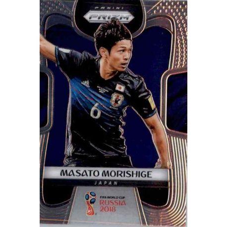 Masato Morishige Japan 120 Prizm World Cup 2018