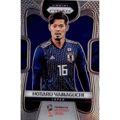 Hotaru Yamaguchi Japan 121 Prizm World Cup 2018