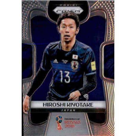 Hiroshi Kiyotake Japan 126 Prizm World Cup 2018