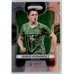 Javier Hernandez Mexico 127