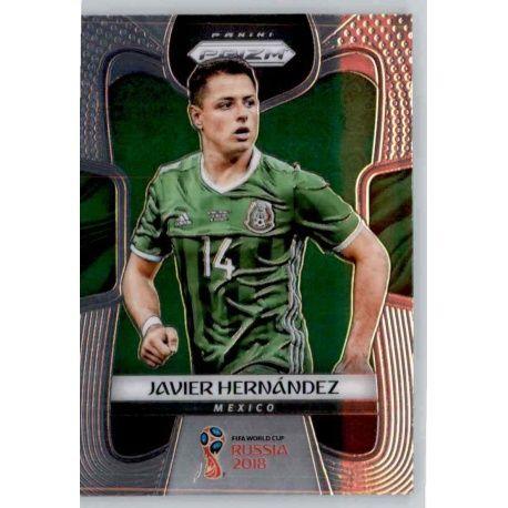 Javier Hernandez Mexico 127 Prizm World Cup 2018