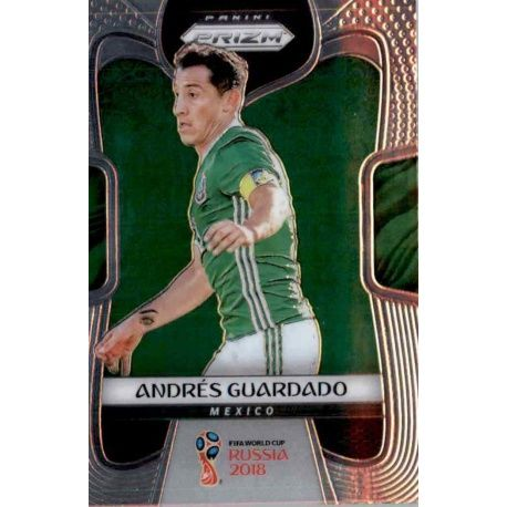 Andres Guardado Mexico 128Prizm World Cup 2018