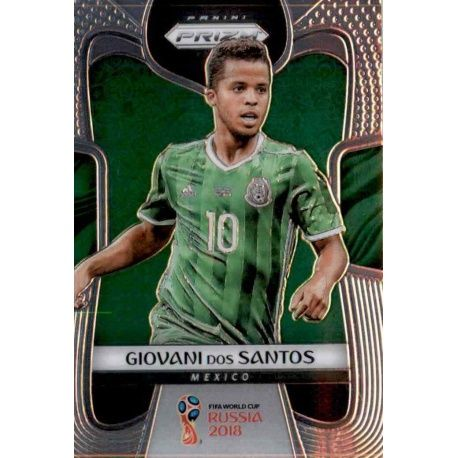 Giovani Dos Santos Mexico 131 Prizm World Cup 2018