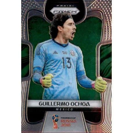 Guillermo Ochoa Mexico 133 Prizm World Cup 2018