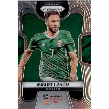 Miguel Layun Mexico 137 Prizm World Cup 2018