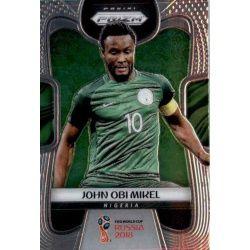John Obi Mikel Nigeria 138