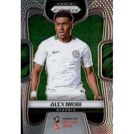 Alex Iwobi Nigeria 139 Prizm World Cup 2018