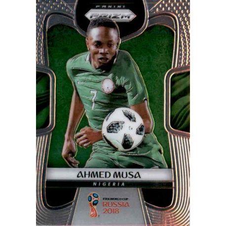 Ahmed Musa Nigeria 140 Prizm World Cup 2018