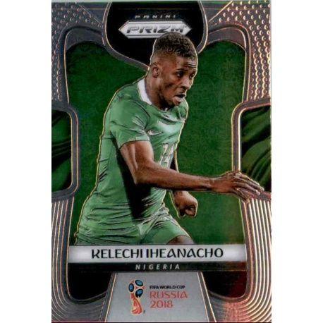 Kelechi Iheanacho Nigeria 141 Prizm World Cup 2018