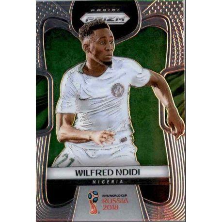 Wilfred Ndidi Nigeria 145 Prizm World Cup 2018