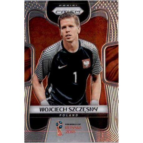 Wojciech Szczesny Poland 149 Prizm World Cup 2018