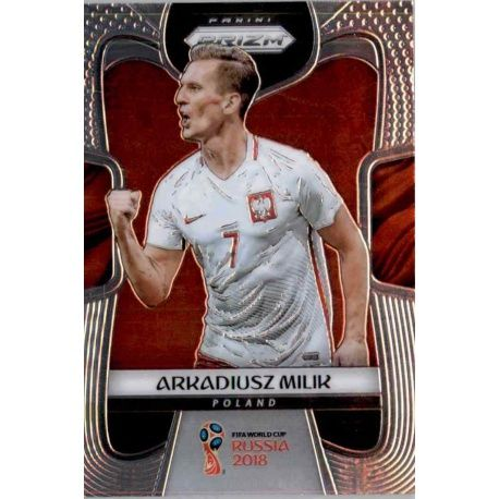 Arkadiusz Milik Poland 150 Prizm World Cup 2018
