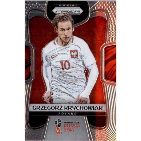 Grzegorz Krychowiak Poland 151 Prizm World Cup 2018
