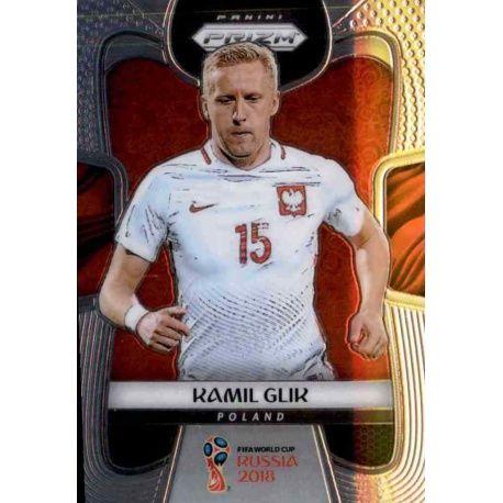 Kamil Glik Poland 152 Prizm World Cup 2018