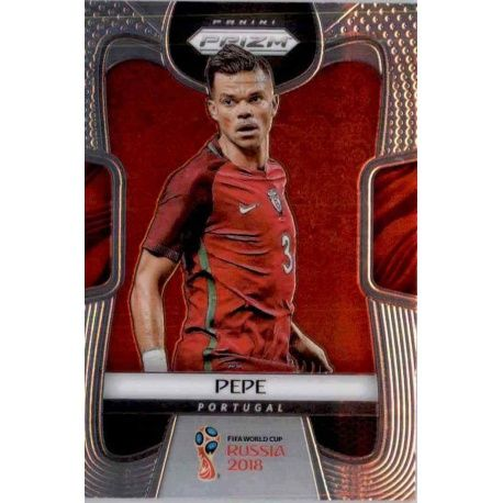 Pepe Portugal 157 Prizm World Cup 2018