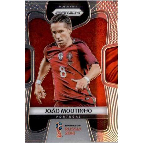 Joao Moutinho Portugal 158 Prizm World Cup 2018