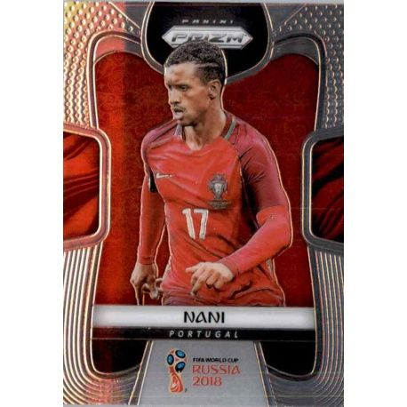 Nani Portugal 159 Prizm World Cup 2018