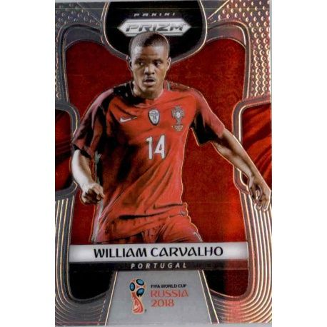 William Carvalho Portugal 161 Prizm World Cup 2018