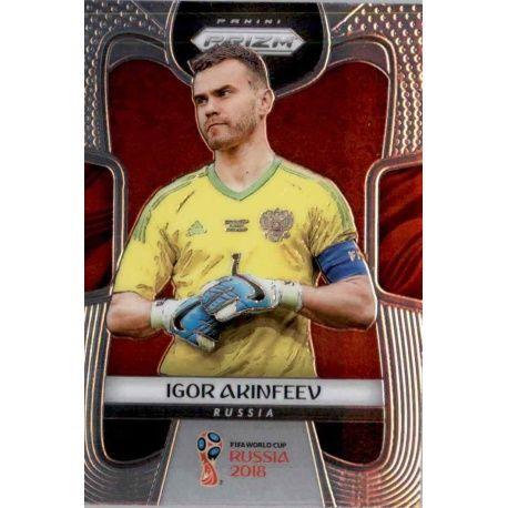Igor Akinfeev Russia 163 Prizm World Cup 2018